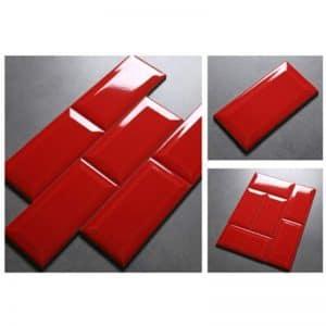 Gạch Thẻ AQUA 8508 (Đỏ)